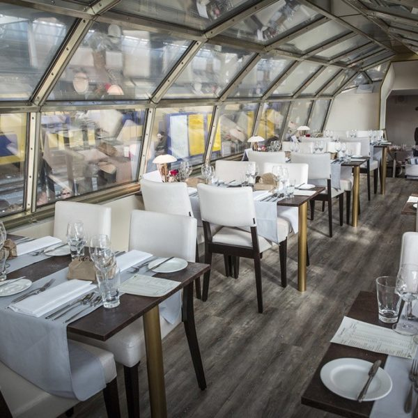 panorama rail restaurant