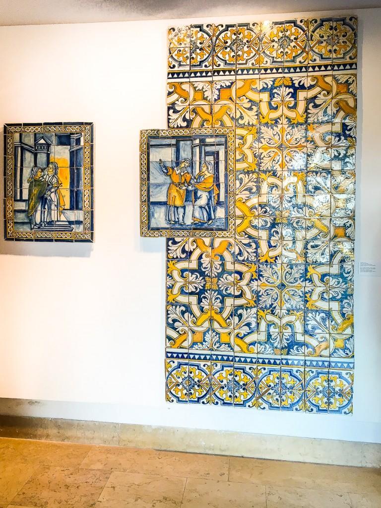 portogallo, lisbona, museo azulejos