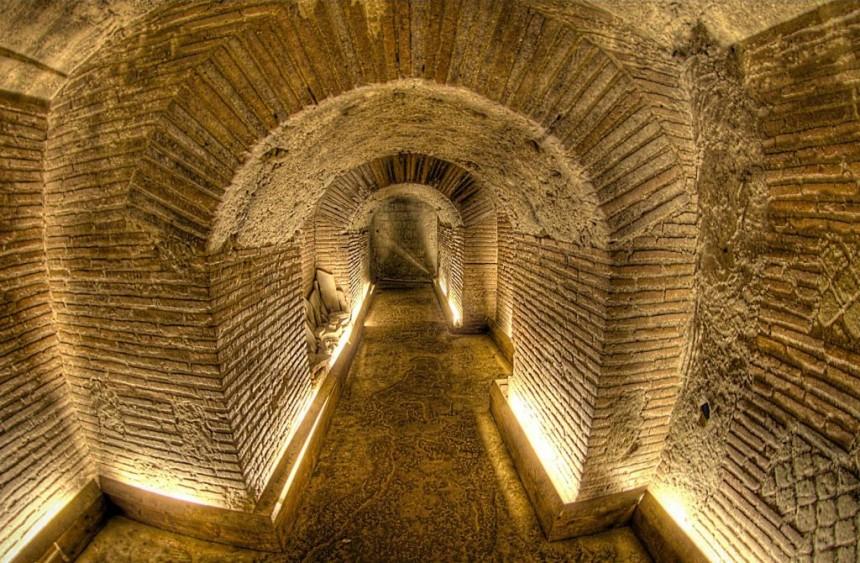 Napoli Sotterranea: tra cunicoli dove si snoda la vera storia della città