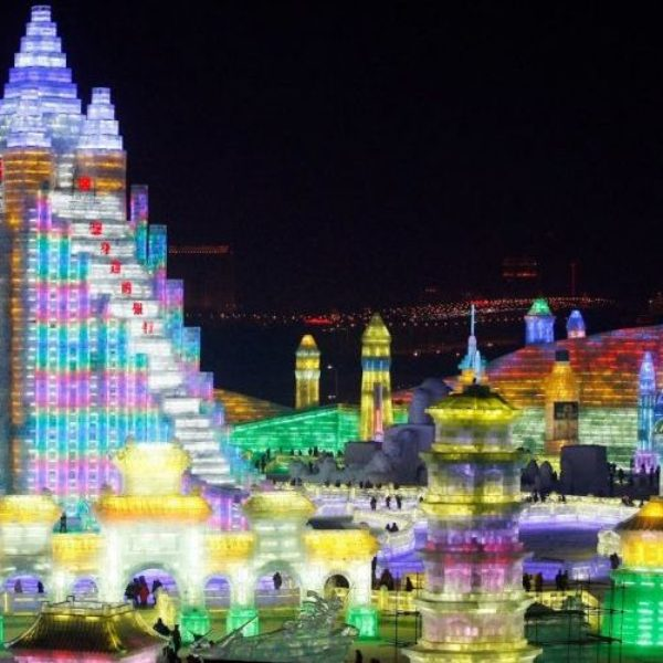 Harbin-International-Ice-And-Snow-Festival