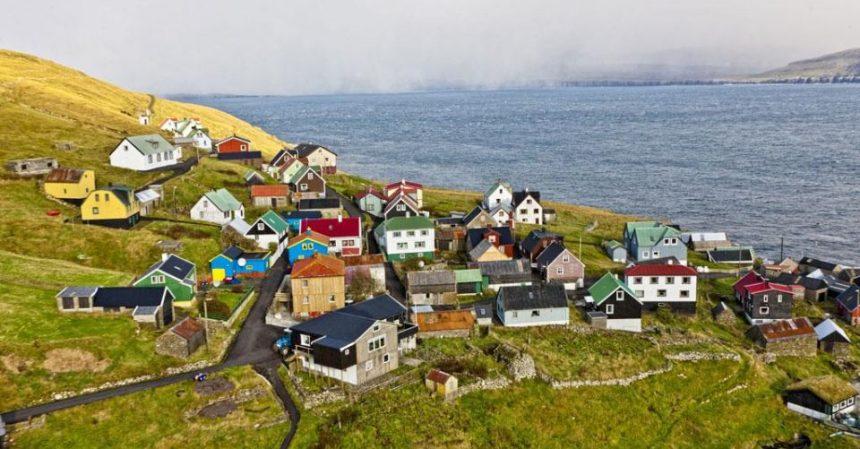 Alle Isole Faroe, Google Street View mappa i luoghi grazie alle pecore