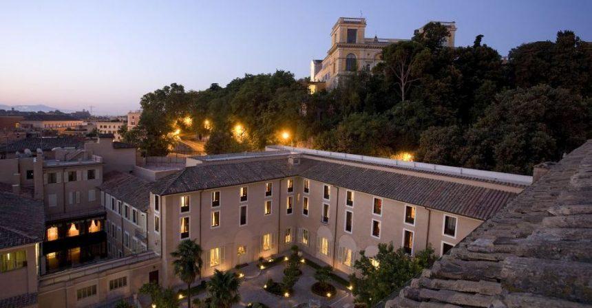Trastevere: nel quartiere romano più affascinante un hotel che ne racconta il passato tra arte e storia