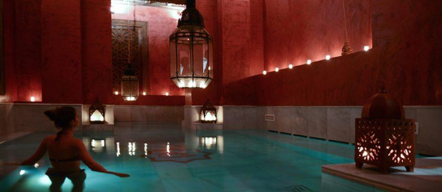 Un hammam a Siviglia: sosta relax negli antichi bagni arabi