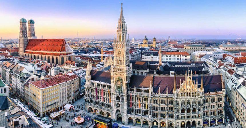 Monaco di Baviera e il gusto dell'arte