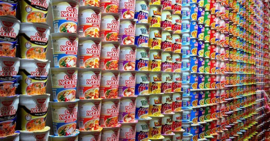 Il museo dei noodles a Osaka: quando il cibo diventa arte