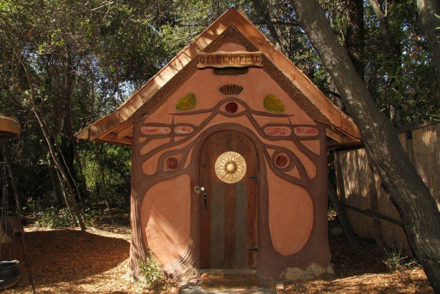 Un giorno da Hänsel e Gretel: nella casetta di pan di zenzero in California