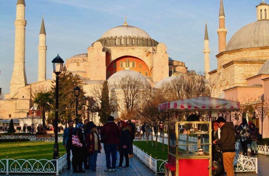 Santa Sofia Istanbul: la basilica con l'acustica perfetta ricreata digitalmente