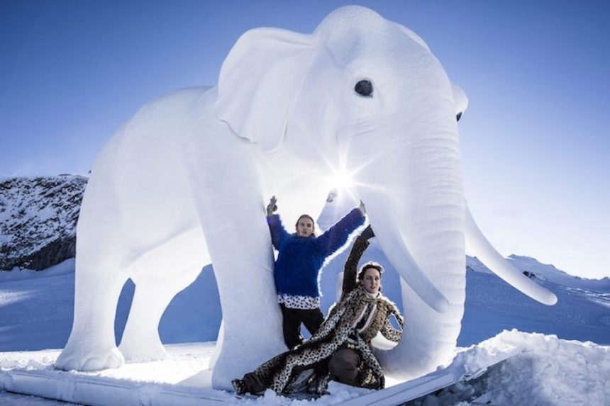 Hannibal sulle Alpi: il musical va in scena sul ghiacciaio Rettenbach