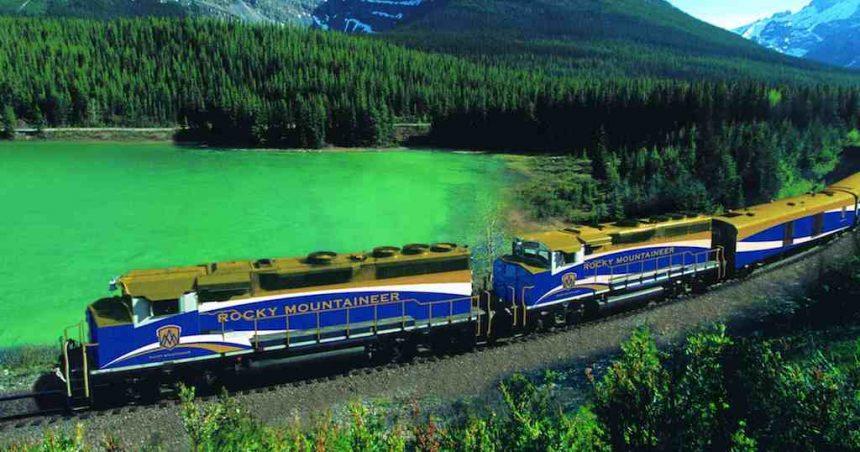 Rocky Mountaineer: viaggio detox in Canada sul treno senza connessione