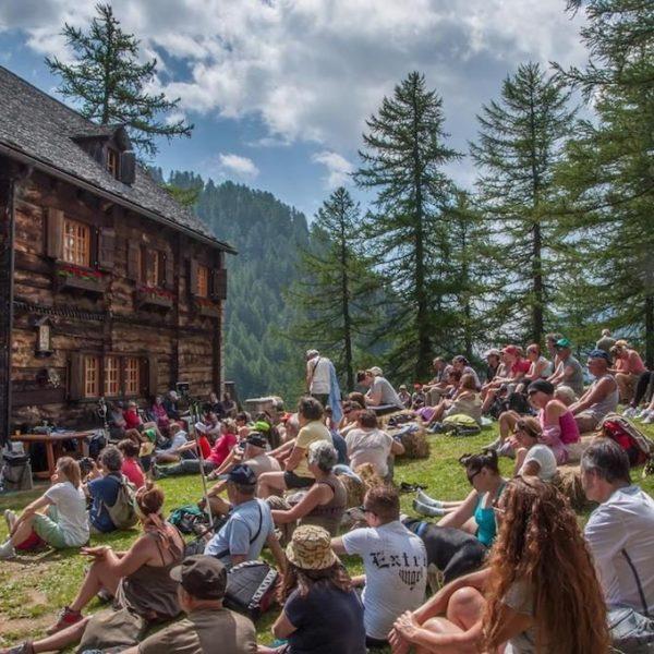 Musica in quota nel Parco dell'Alpe Devero