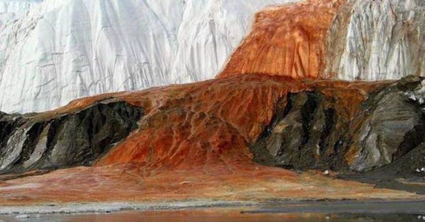 Le cascate di sangue in Antartide: un mistero irrisolto o un caso svelato?