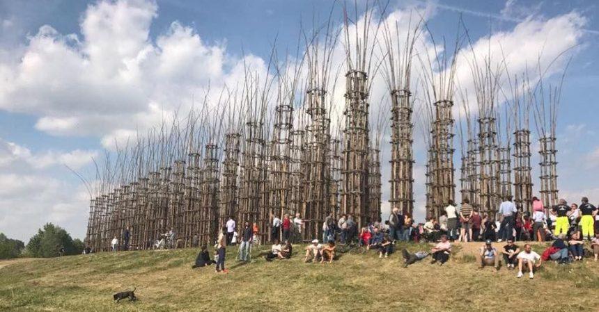 Una Cattedrale Vegetale a Lodi: capolavori d'arte e natura dell'artista Giuliano Mauri