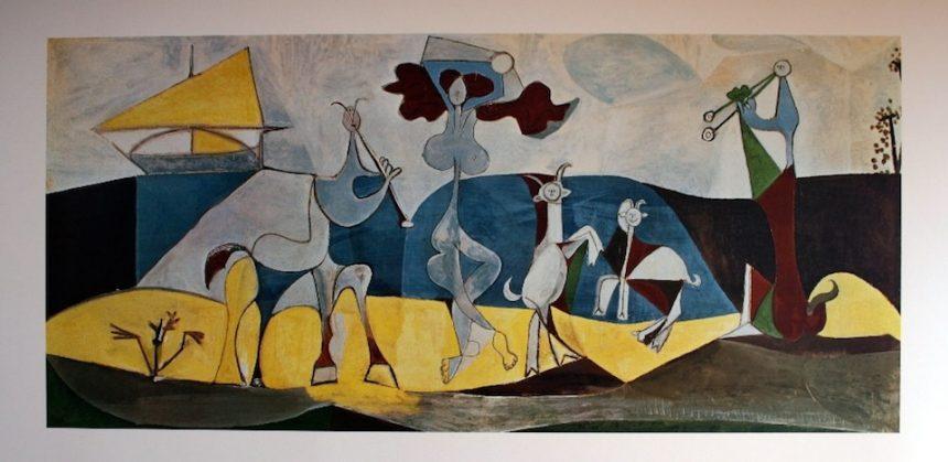 Francia: itinerario a tema tra le opere degli artisti più amati