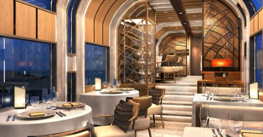 Giappone: quando l'hotel a cinque stelle è un treno