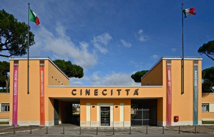 Cinecittà: 80 anni di cinema e sogni made in Italy