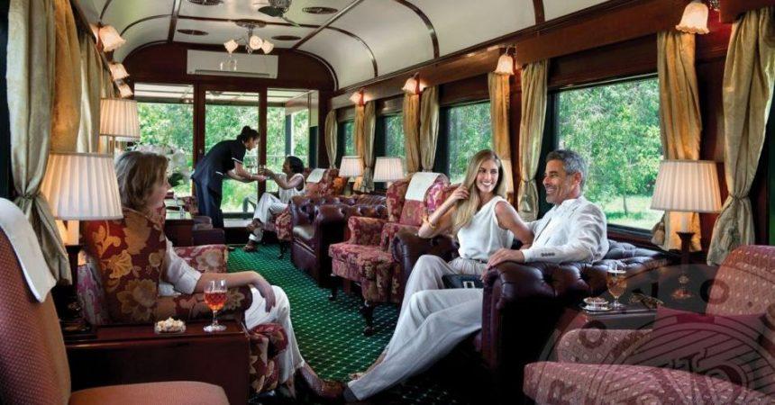 In Sudafrica a bordo di un treno di lusso: relax e confort tra panorami da sogno