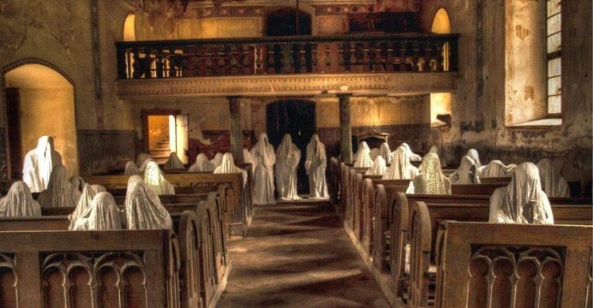 La chiesa di San Giorgio in Repubblica Ceca: il tempio dei fantasmi