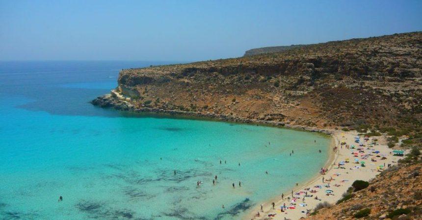 Vacanze a Lampedusa: breve guida sulle migliori spiagge