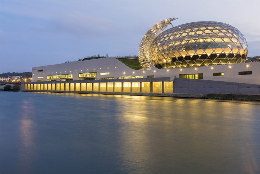 A île Seguin la nuova cittadella musicale di Parigi