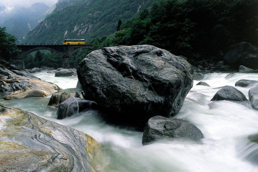 Canton Ticino: tra valli e buon cibo