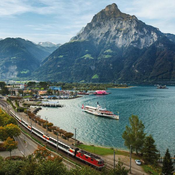 Swiss Travel System: Gotthard Panorama Express