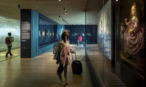 Ad Amsterdam il museo è (anche) in aeroporto