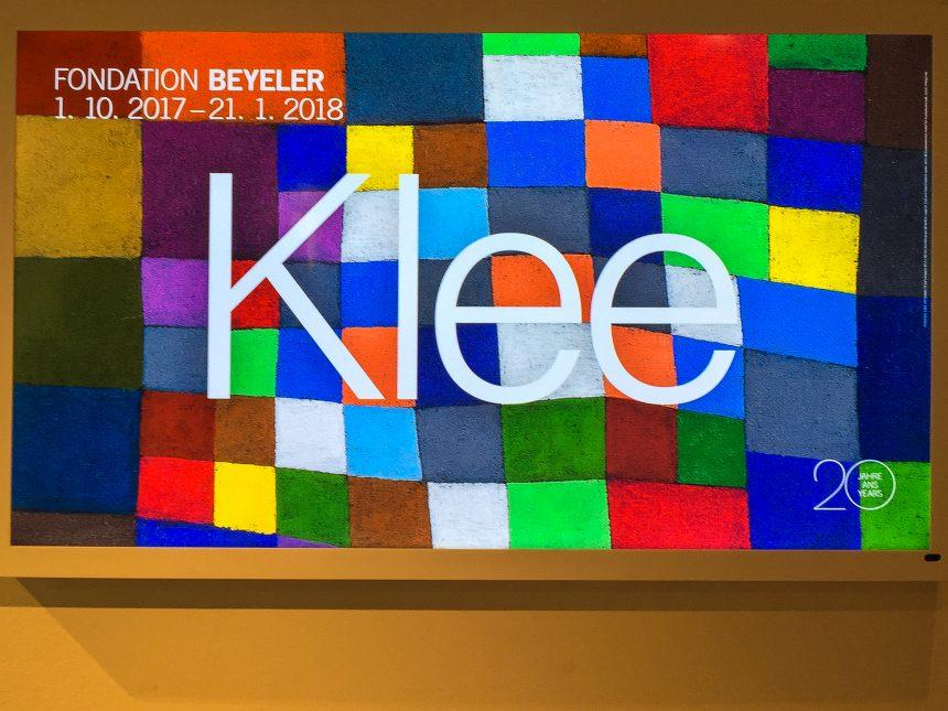 Paul Klee astratto alla Fondazione Beyeler di Basilea