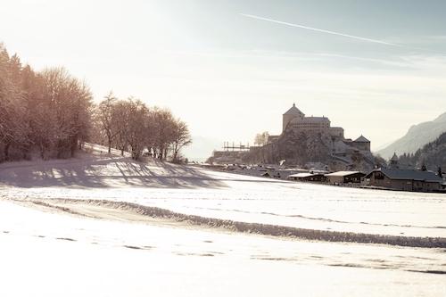Kufstein in Tirolo, un'atmosfera fiabesca