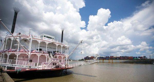 Una crociera fluviale sul Mississippi River per un'esperienza unica