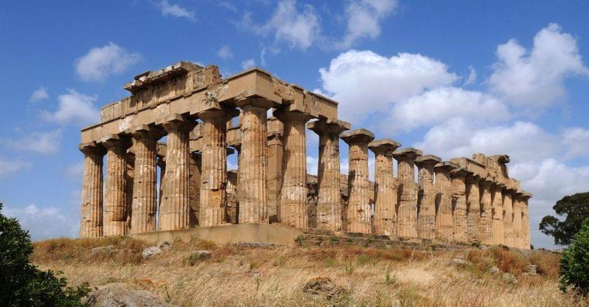 Selinunte, la più occidentale delle colonie greche è un vero gioiello della Sicilia