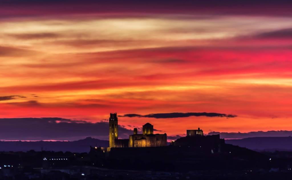 Crepuscle a Lleida. Sergi FerCom Photography