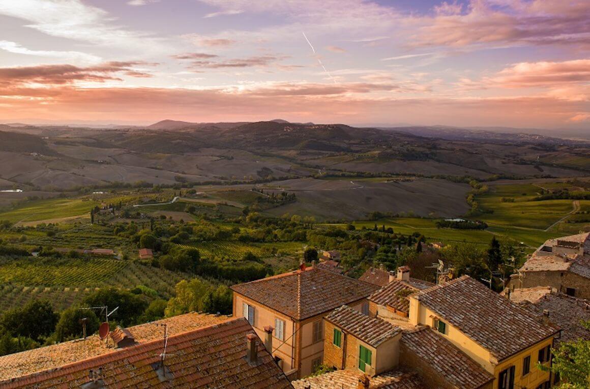 Val di Chiana cosa vedere a Cortona e Montepulciano