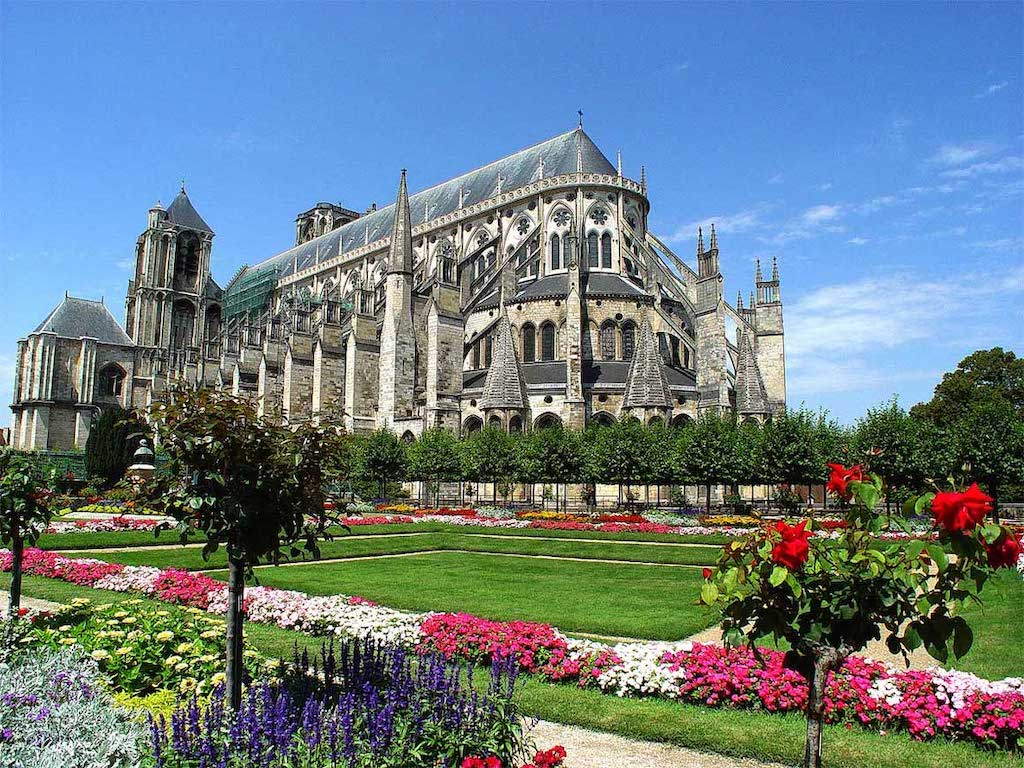 Bourges cattedrale copia