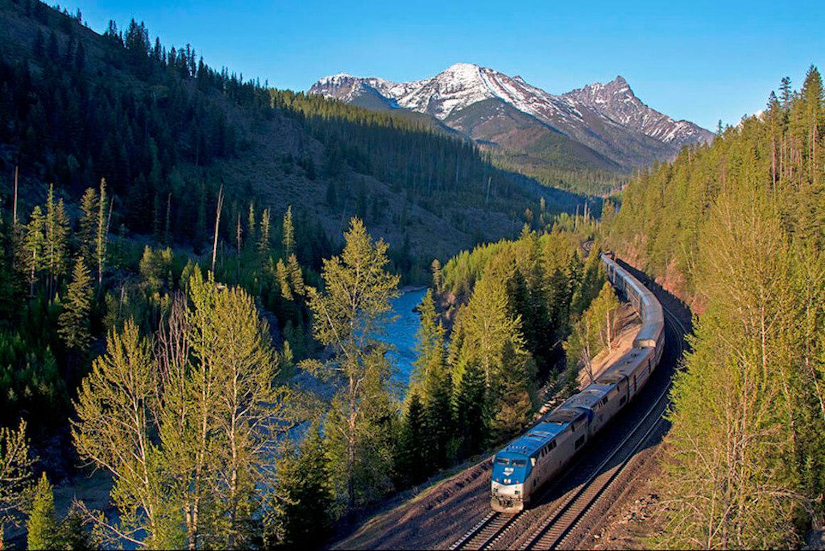 Amtrak Vacations Empire Builder