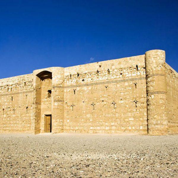castelli del deserto giordania