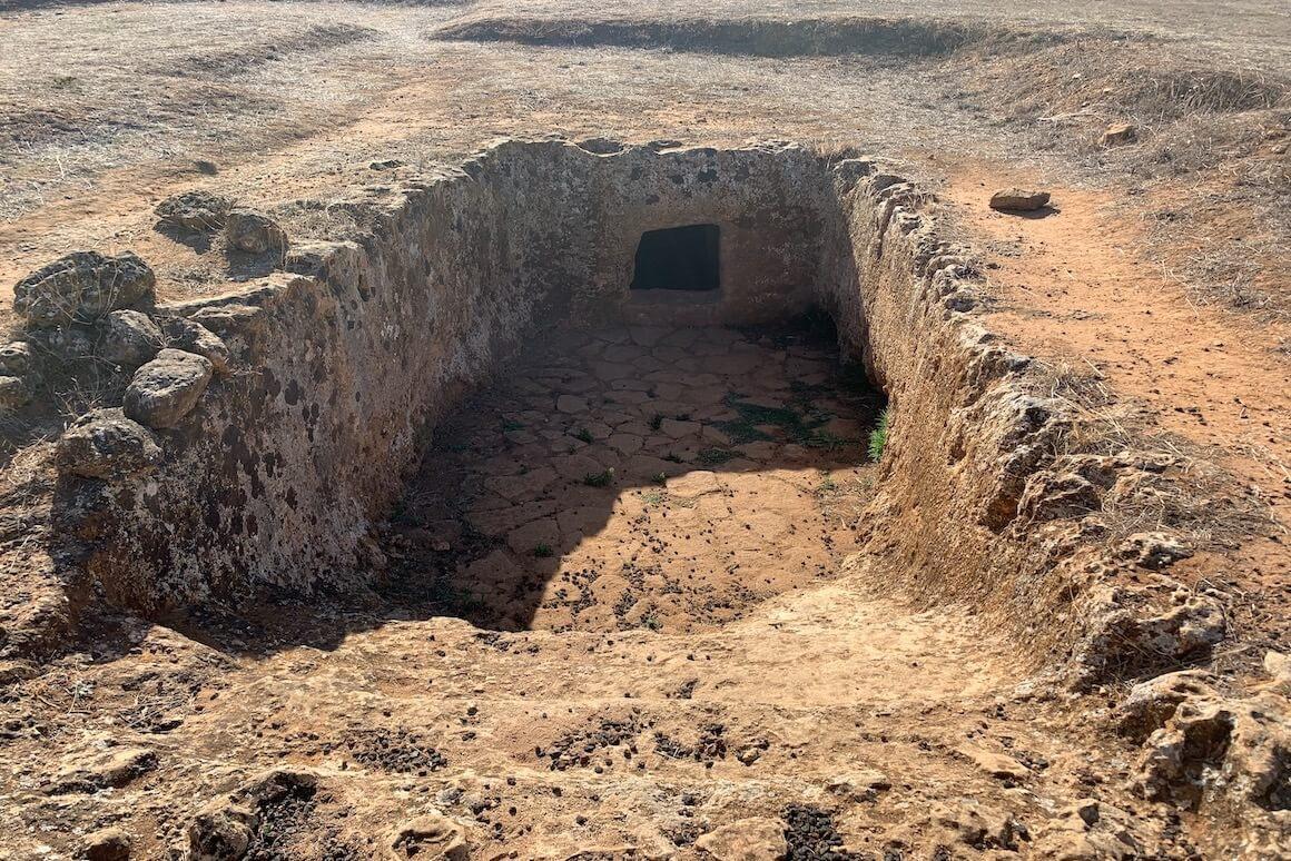 siti archeologici alghero anghelo ruju