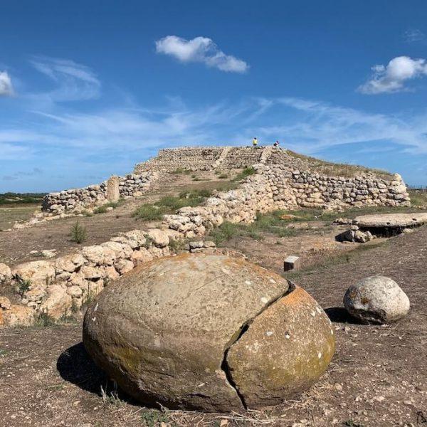 siti archeologici di alghero monte d'accoddi