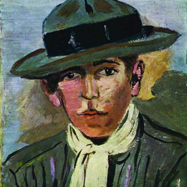 2. uomo dal cappellone