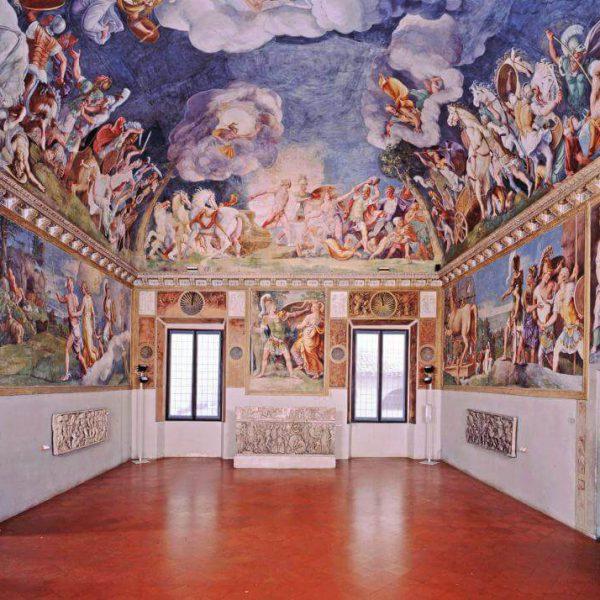 Complesso Museale Palazzo Ducale - Sala di Troia