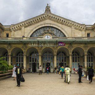 Parigi_Stazione Gare de l Est Rid