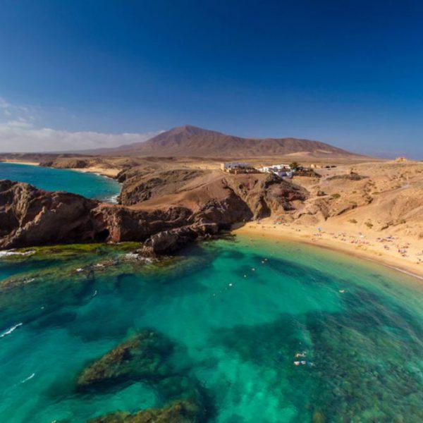 Isole Canarie - Playa de Papagayo - Lanzarote@hellocanaryislands