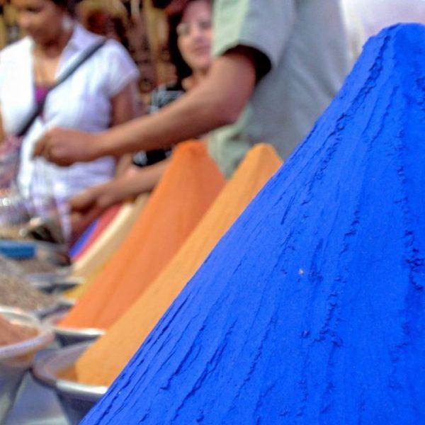 blu egiziano