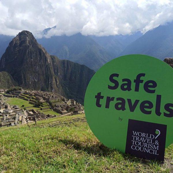 Safe travels seal - MINCETUR
