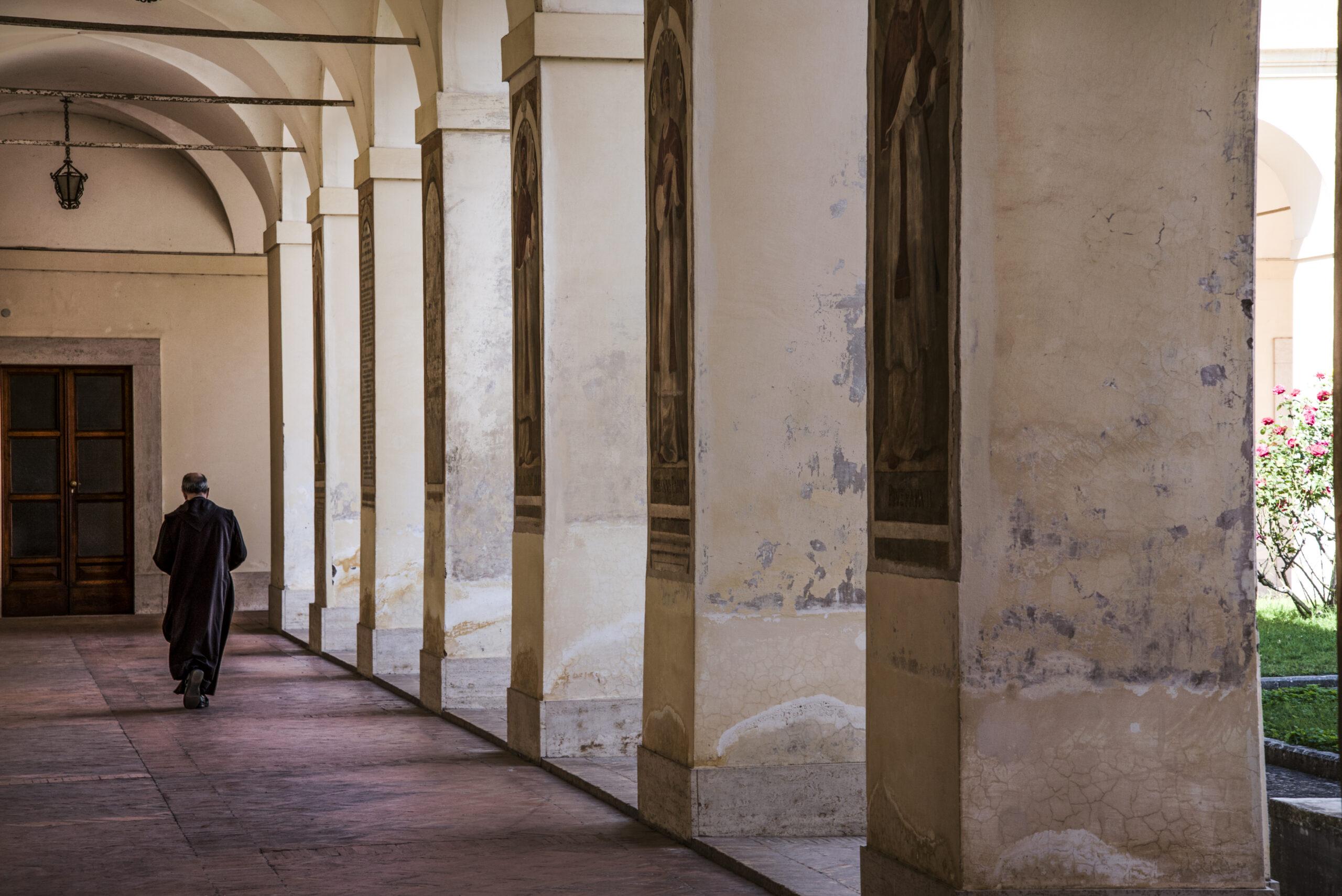 abbazia di s scolastica a subiaco ph vgiannella
