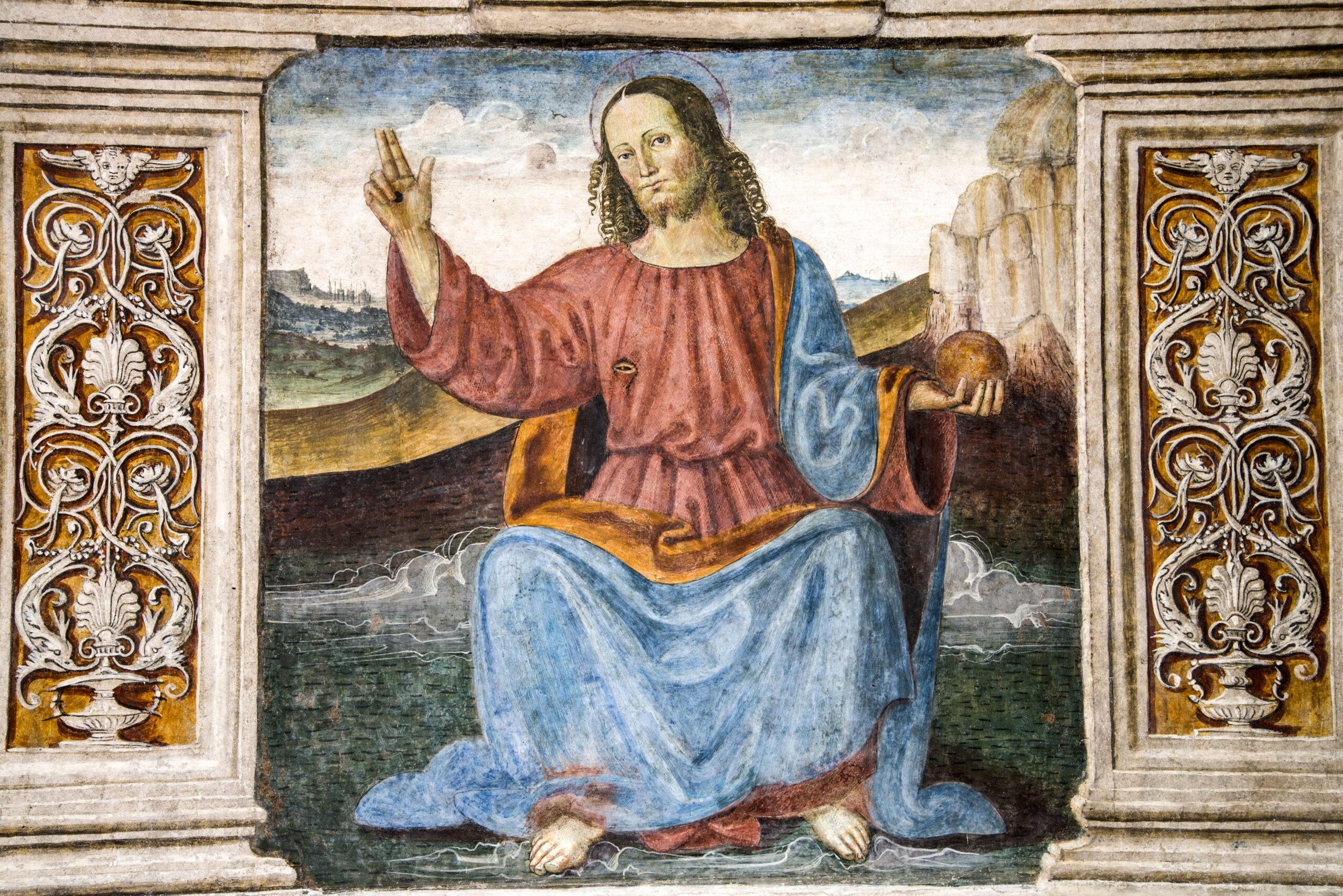 Sacro Speco affreschi